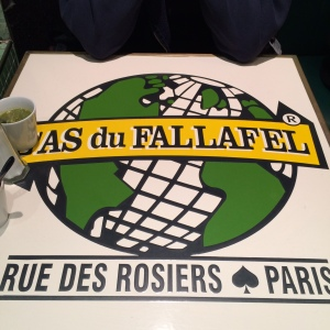Falafel - Julia Gone Rogue
