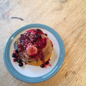 Pancakes - Julia Gone Rogue